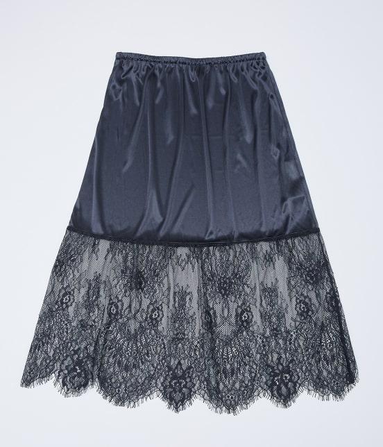 ロペピクニック | 【TIME SALE・今だけ60%OFF】レースインナー付アイラインスカート - 7