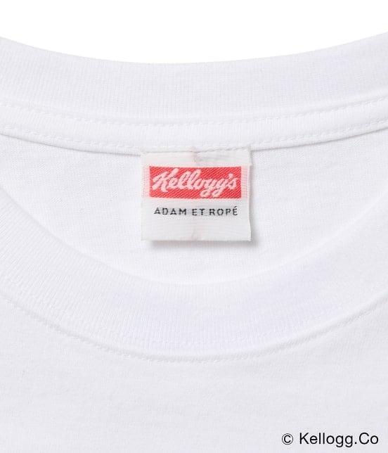 アダム エ ロペ ファム | 【Kellogg's ×ADAM ET ROPE'】Tシャツ - 11