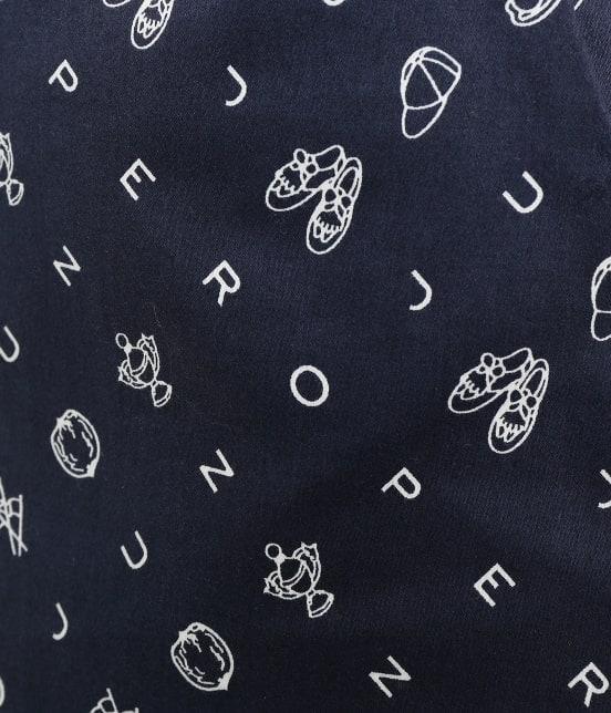 ジュン アンド ロペ | GOLF NUT柄プリントスカート - 8