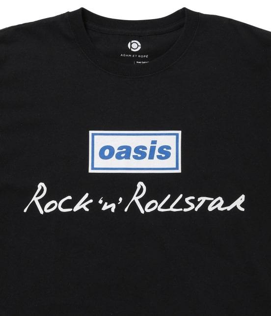 アダム エ ロペ オム   【OASIS×ADAM ET ROPE'】SONG LYRICS T-shirt 19SS - 9