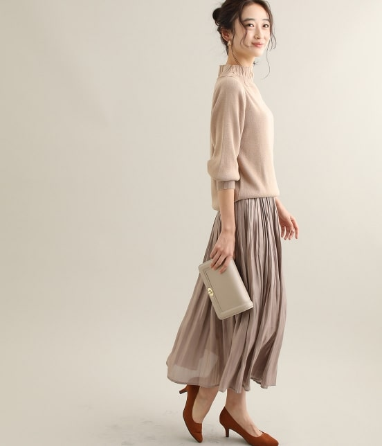ビス | 【TIME SALE 新作10%OFF】【追加生産】シャイニースカート - 6