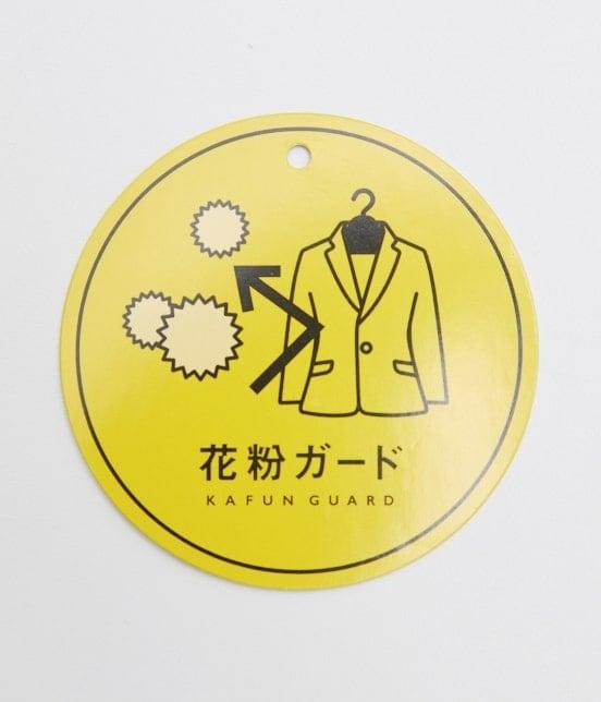 ロペピクニック   【撥水加工&花粉ガード】グログランマウンテンパーカー - 12
