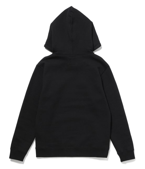 アダム エ ロペ オム | 【agnes b. pour ADAM ET ROPE'】HOODED PARKA WITH LOGO - 1