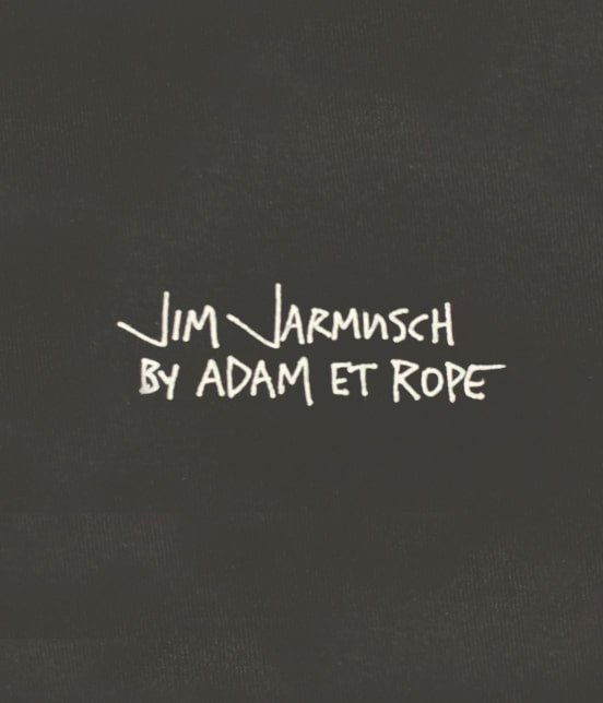アダム エ ロペ オム | 【JIM JARMUSCH By ADAM ET ROPE'】MOVIE T-shirt - 13