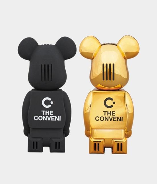 ザ・コンビニ   cleverin(R) BE@RBRICK THE CONVENI - 4