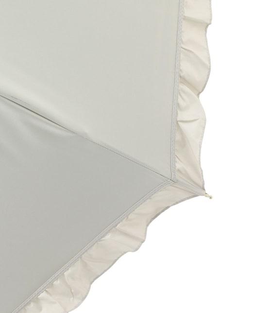 ロペピクニックパサージュ | 【TIMESALE 10%OFF!】【晴雨兼用】遮光クラシックフリルパラソル - 2