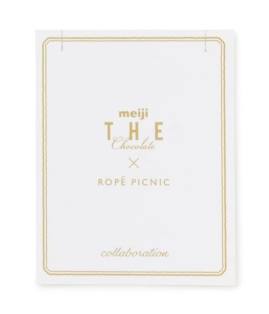 ロペピクニックパサージュ | 【meiji THE Chocolate×ROPE' PICNIC】モチーフトップネックレス - 4