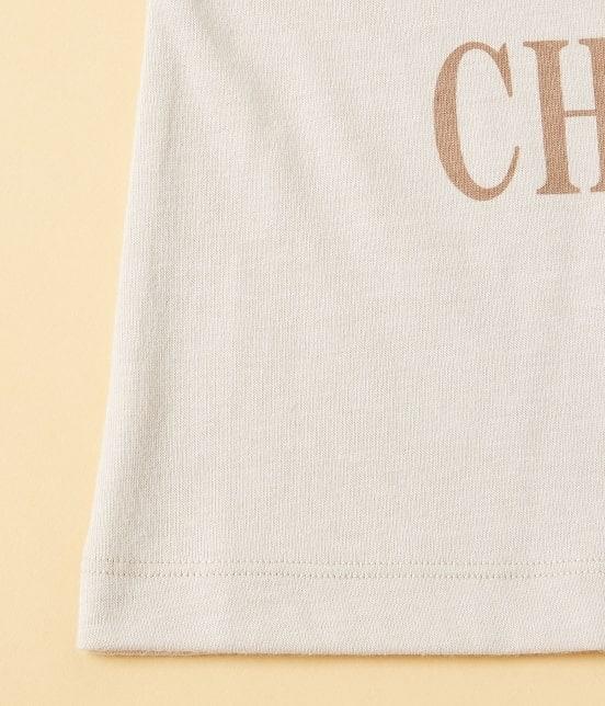 ロペピクニック キッズ | 【今だけ50%OFF!】【ROPE' PICNIC KIDS】バックリボンプリントTシャツ - 4