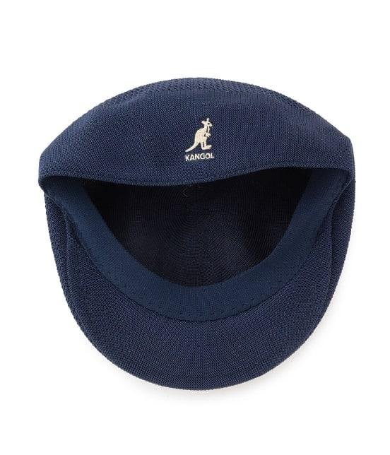ビス   【KANGOL】メッシュハンチングベレー帽 - 7