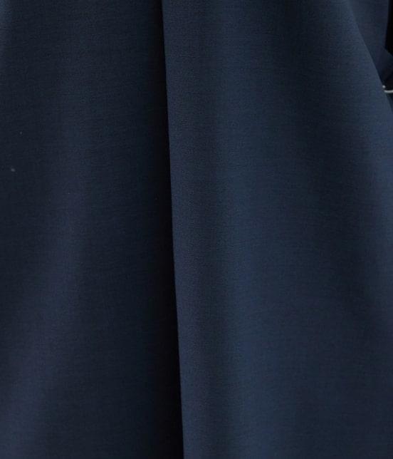 ロペピクニック | 【TIME SALE・今だけ50%OFF!】麻調スキッパーサックワンピース - 7