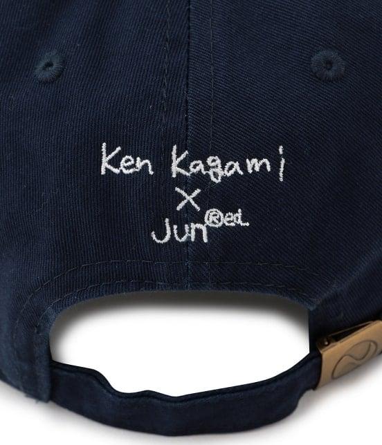 ジュンセレクト | 【Ken Kagami × JUNRed】コラボキャップ - 5