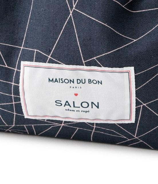 サロン アダム エ ロペ ウィメン | 【MAISON DU BON for SALON】LUNCH巾着 - 4