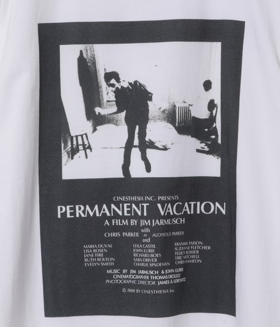 アダム エ ロペ オム | 【JIM JARMUSCH By ADAM ET ROPE'】MOVIE T-shirt - 5