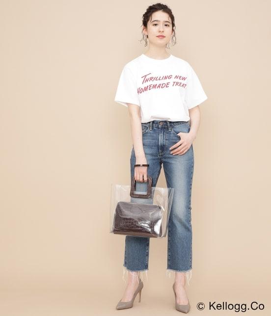 アダム エ ロペ ファム | 【Kellogg's ×ADAM ET ROPE'】Tシャツ - 1