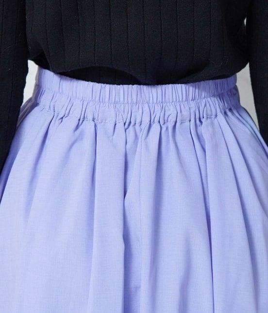 ロペピクニック | 【TIME SALE・今だけ70%OFF!】【着丈が選べる】タックベルトサップギャザースカート - 4