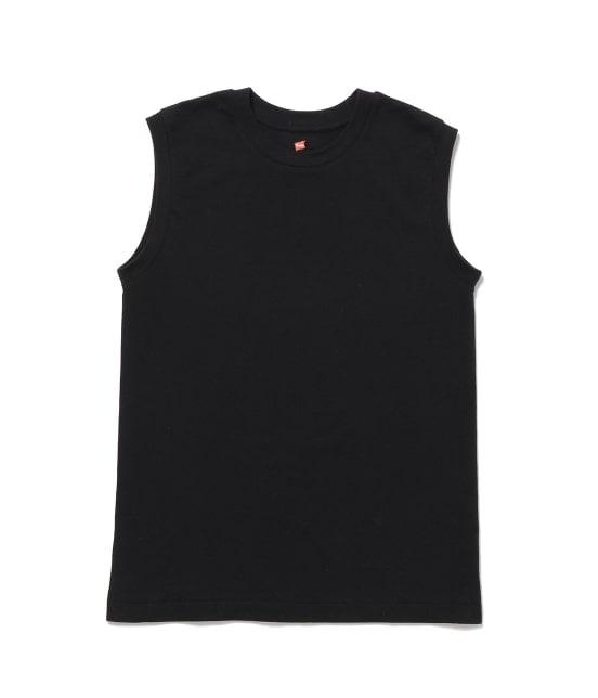 アダム エ ロペ ファム | 【Hanes FOR BIOTOP】Sleeveless T-Shirts(カラー) - 5