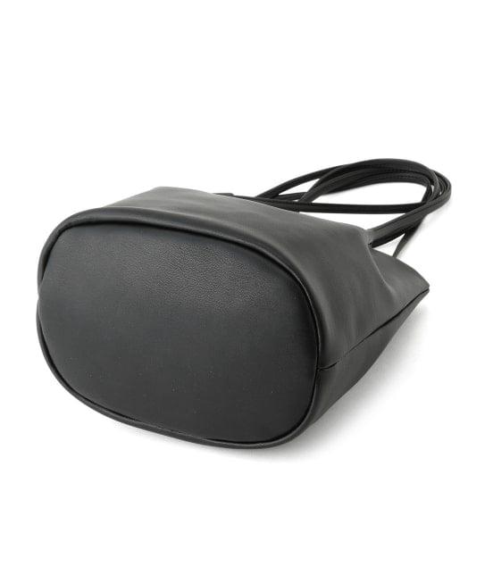 ロペピクニックパサージュ | バケット型タックショルダーバッグ - 4