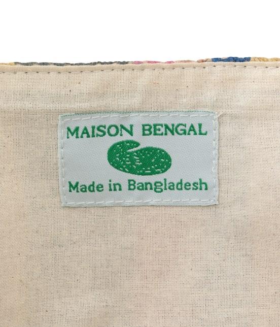 サロン アダム エ ロペ ウィメン | 【Maison bengal】JUTE BAG LARGE - 6