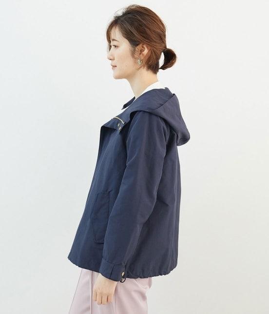 ロペピクニック   【撥水加工&花粉ガード】グログランマウンテンパーカー - 1