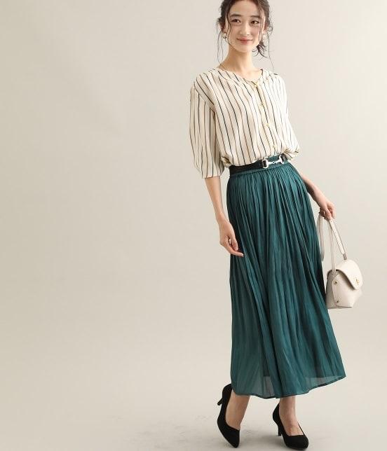 ビス | 【TIME SALE 新作10%OFF】【追加生産】シャイニースカート - 10
