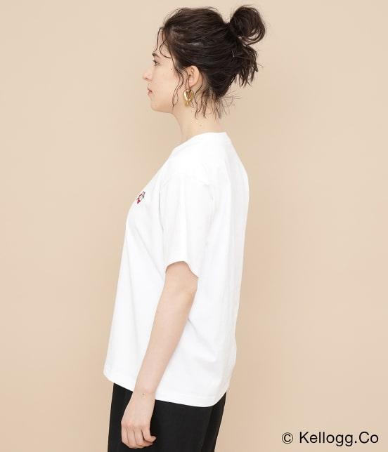 アダム エ ロペ ファム | 【Kellogg's ×ADAM ET ROPE'】Tシャツ - 5