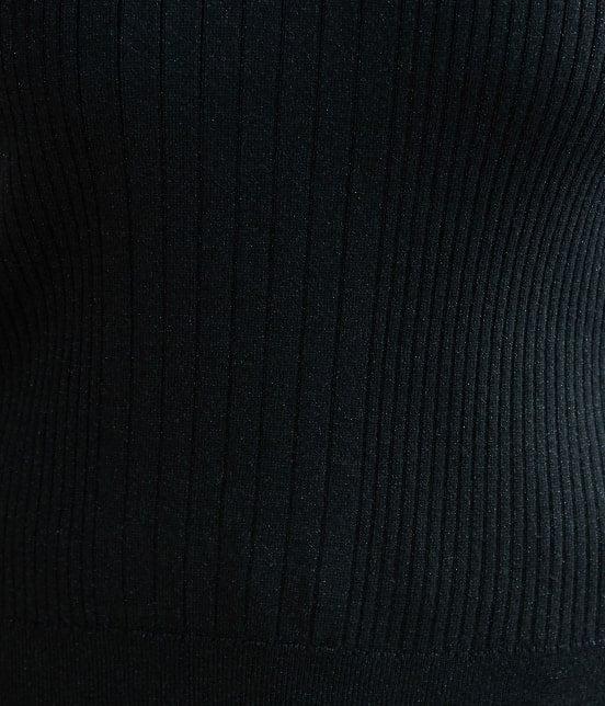 ロペピクニック | 【WEB限定36サイズ】切り替えリブVネックプルオーバー - 5