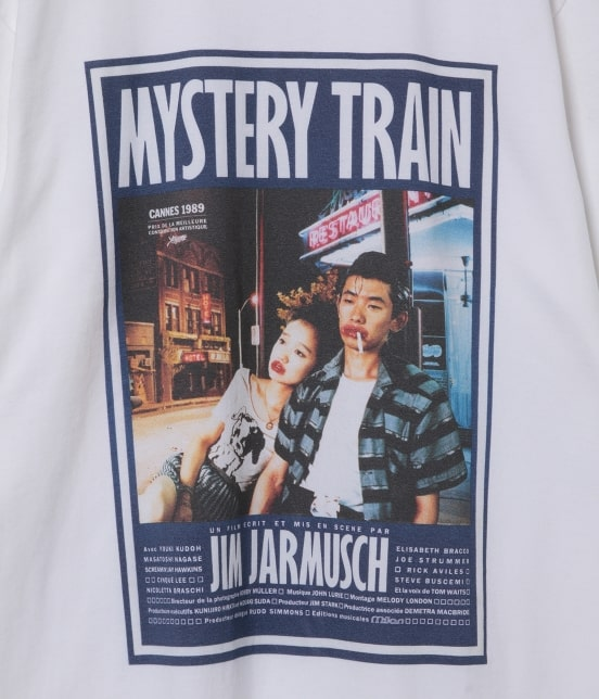 アダム エ ロペ オム | 【JIM JARMUSCH By ADAM ET ROPE'】MOVIE T-shirt - 9