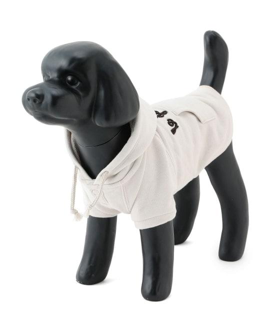 ロペピクニックパサージュ | 【DOG】ロゴ刺繍裏毛パーカー - 8