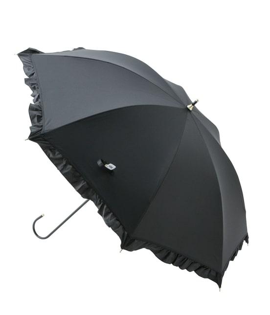 ロペピクニックパサージュ | 【TIMESALE 10%OFF!】【晴雨兼用】遮光クラシックフリルパラソル - 7