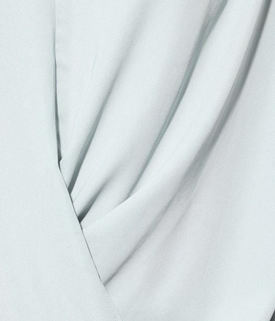 ビス   【美人百花5月号掲載】【マルチWAY】異素材コンビブラウス - 5