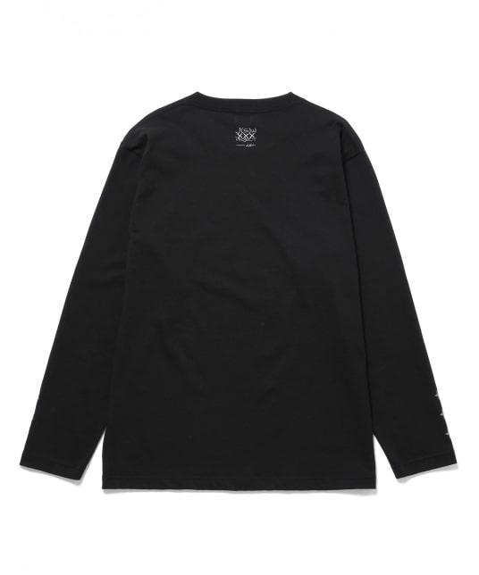 ジュンセレクト | 【JUN SKY WALKER(S)×JUNRed】ロングTシャツ - 3