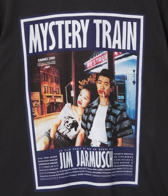 アダム エ ロペ オム | 【JIM JARMUSCH By ADAM ET ROPE'】MOVIE T-shirt - 8