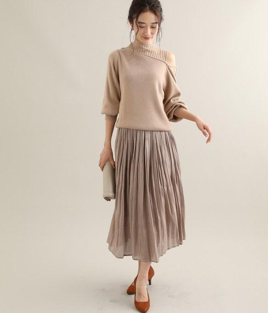 ビス | 【TIME SALE 新作10%OFF】【追加生産】シャイニースカート - 7