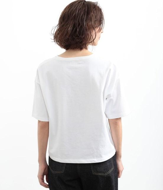 サロン アダム エ ロペ ウィメン | 【2PACK】VネックT-SHIRTS(Ladies) - 5