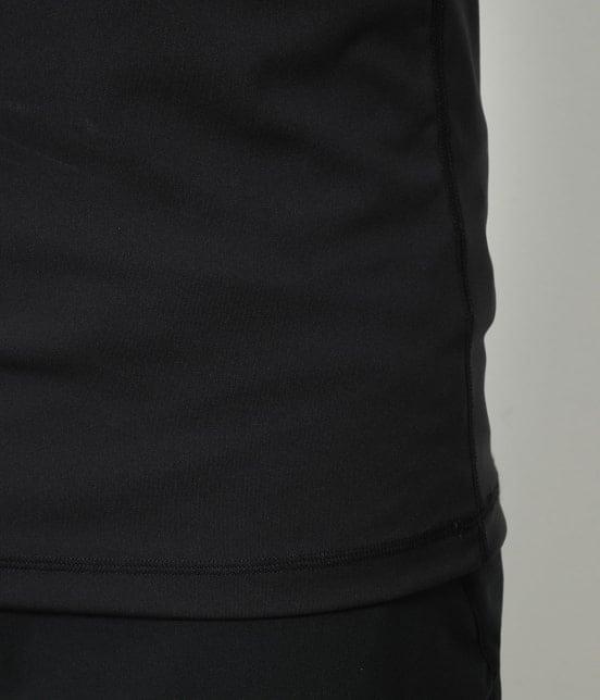 ジュン アンド ロペ メンズ   【UV】【吸水速乾】ロゴプリントハイネックプルオーバー - 5