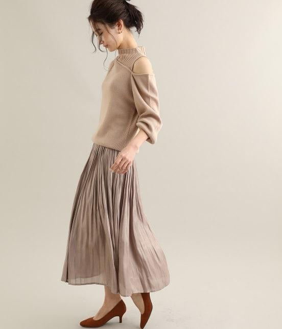 ビス | 【TIME SALE 新作10%OFF】【追加生産】シャイニースカート - 5