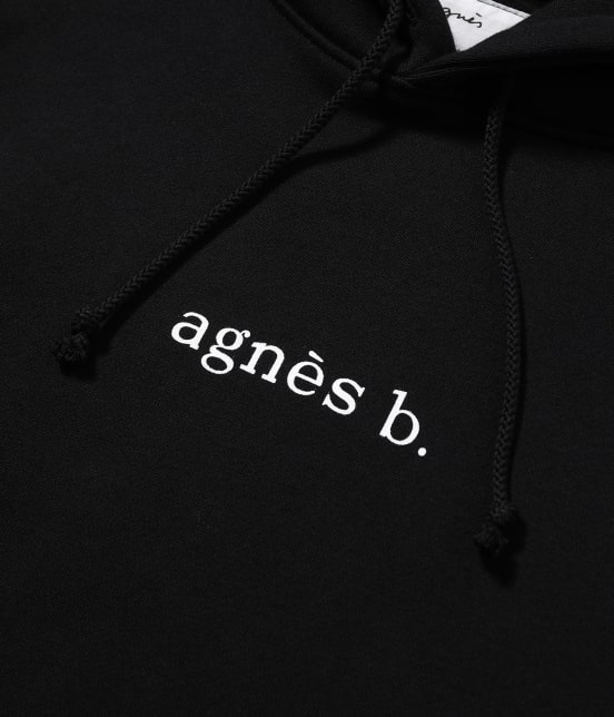 アダム エ ロペ オム | 【agnes b. pour ADAM ET ROPE'】HOODED PARKA WITH LOGO - 4