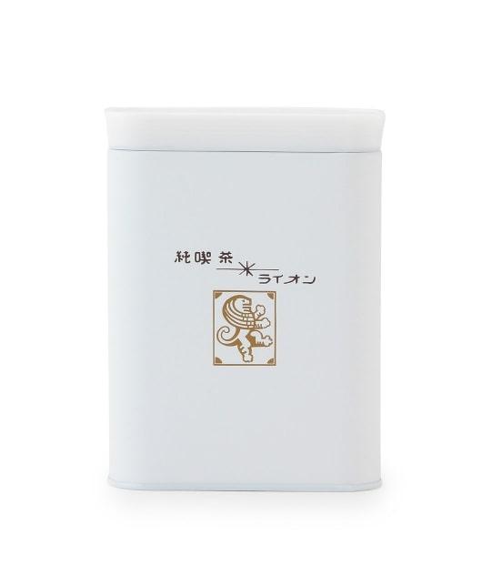 サロン アダム エ ロペ ホーム | 【巡る純喫茶】コーヒー缶(喫茶 ライオン) - 1