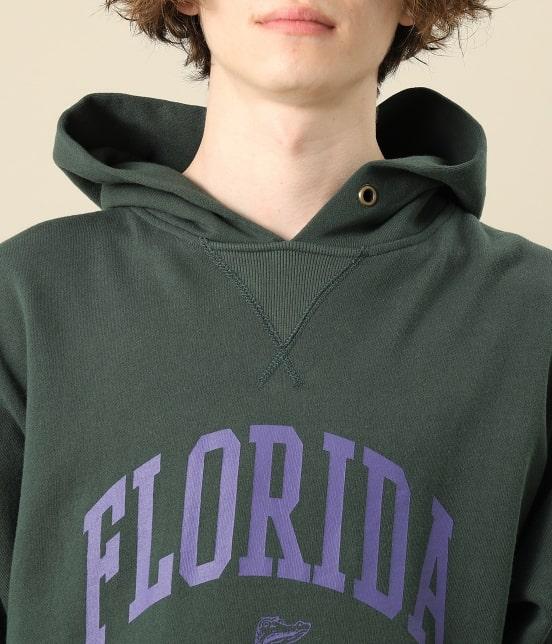 ジュンセレクト | 【TIME SALE】【UNIVERSITY OF FLORIDA × JUNRed】別注 ビックシルエット ロゴパーカー - 3