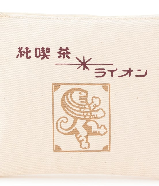 サロン アダム エ ロペ ホーム | 【10%OFF Campaign】【巡る純喫茶】ポーチ(喫茶 ライオン) - 4