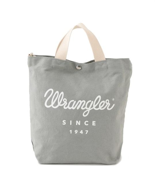 ロペピクニックパサージュ   【WRANGLER×ROPE' PICNIC】【2WAY】トートバッグ - 8