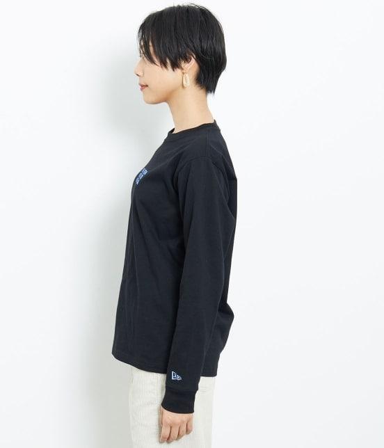 ロペピクニック | 【TIMESALE・今だけ70%OFF】【NEW ERA(R)】 ロゴカラー別注ロングTシャツ - 1