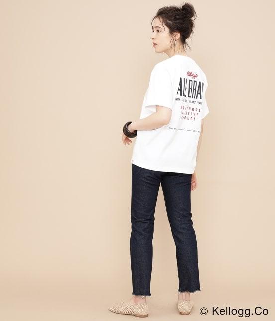 アダム エ ロペ ファム | 【Kellogg's ×ADAM ET ROPE'】Tシャツ - 4