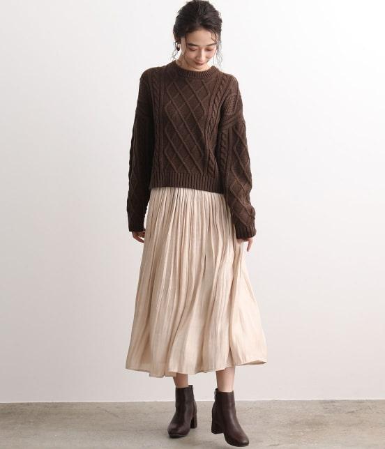 ビス | 【TIME SALE 新作10%OFF】【追加生産】シャイニースカート - 15