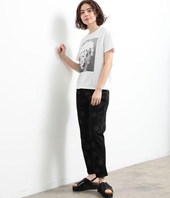 サロン アダム エ ロペ ウィメン   【NOLAS×EGG】T-SHIRT(S) - 9