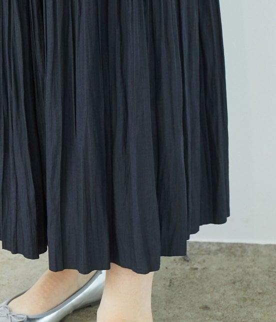 ロペピクニック | 【TIMESALE 10%OFF!】シャイニープリーツロングスカート - 6