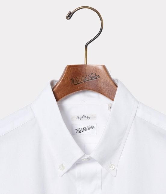 アダム エ ロペ ワイルド ライフ テーラー | 【Scye Clothing】【Scye Clothing】別注 B.Dシャツ - 2