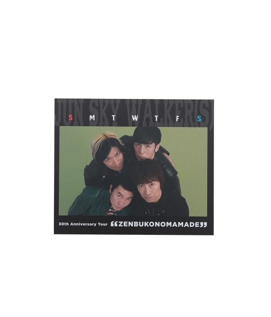 ジュンセレクト   【JUN SKY WALKER(S)×JUNRed】万年カレンダー - 6