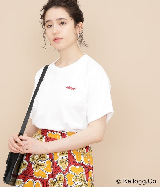 アダム エ ロペ ファム | 【Kellogg's ×ADAM ET ROPE'】Tシャツ - 14