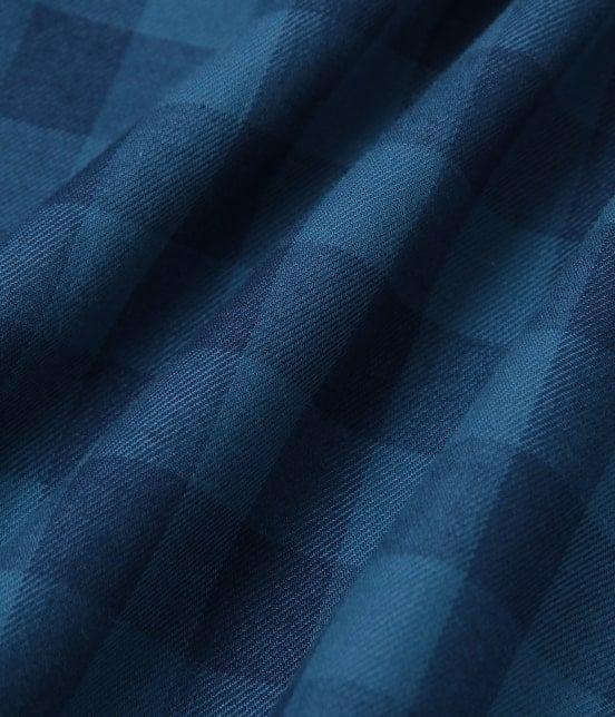 アダム エ ロペ ワイルド ライフ テーラー   【BONCOURA】 ネルワークシャツ - 8
